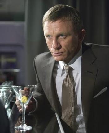 James Bond Tie - Dimplitude