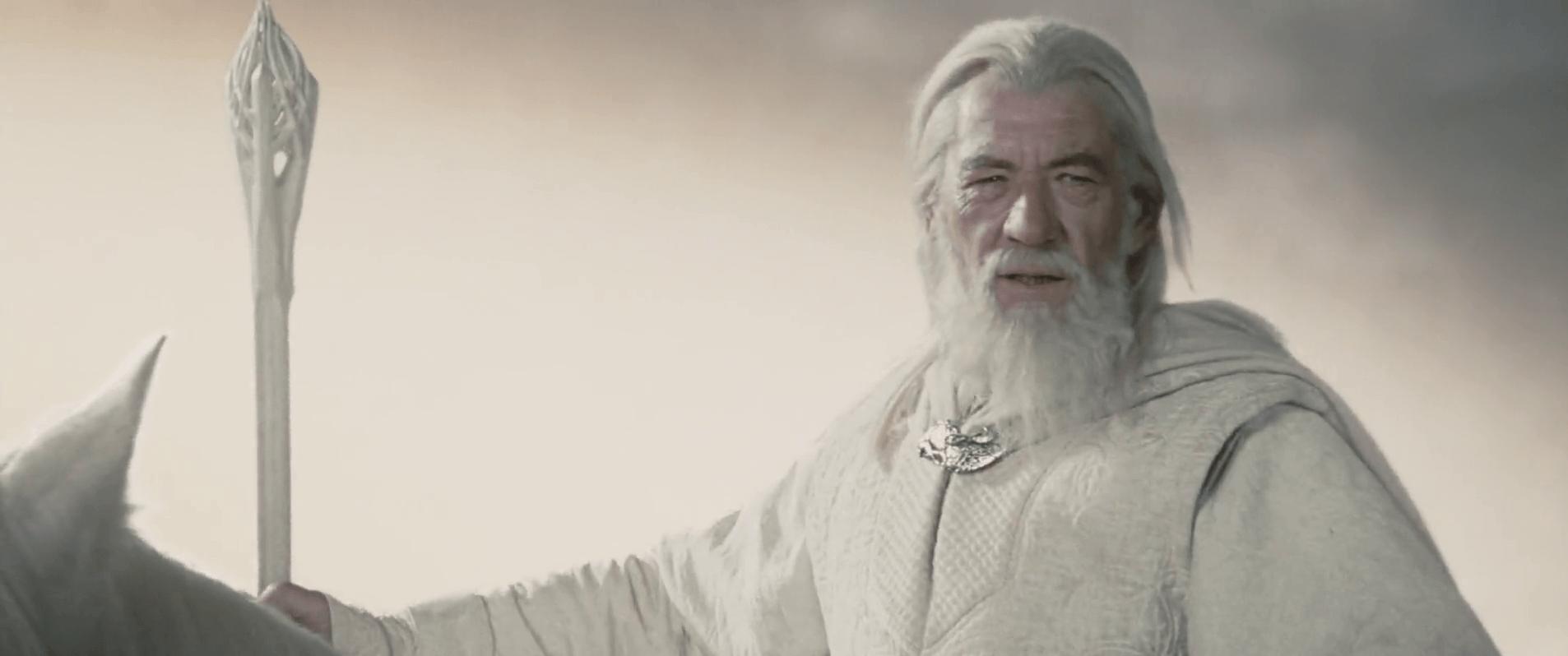 Gandalf The White