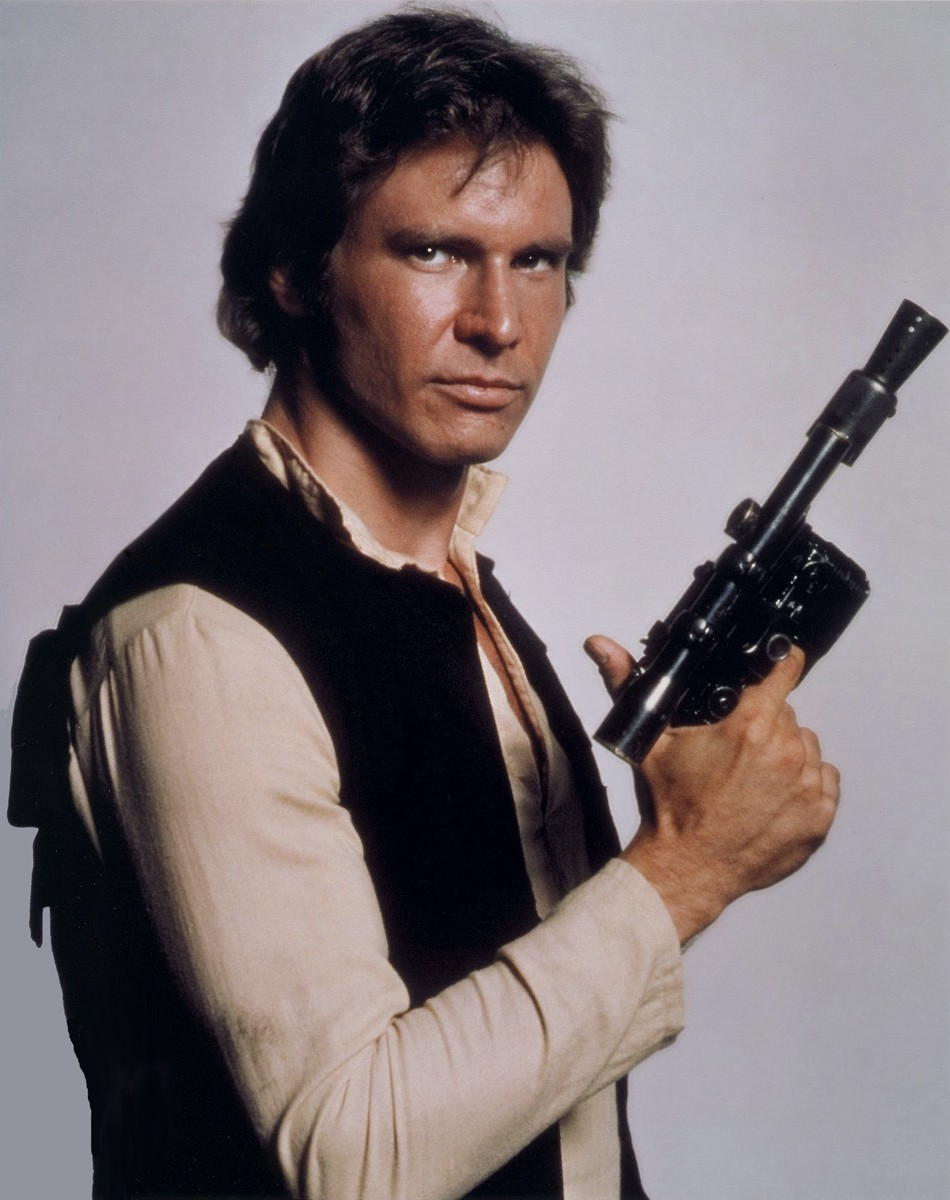 Why Han Solo Sets a Good Example